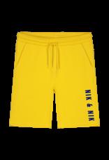 Nik&Nik NIK&NIK  Lathan Shorts Egg Yellow