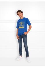 Nik&Nik NIK&NIK  'N Global T-Shirt Space Blue
