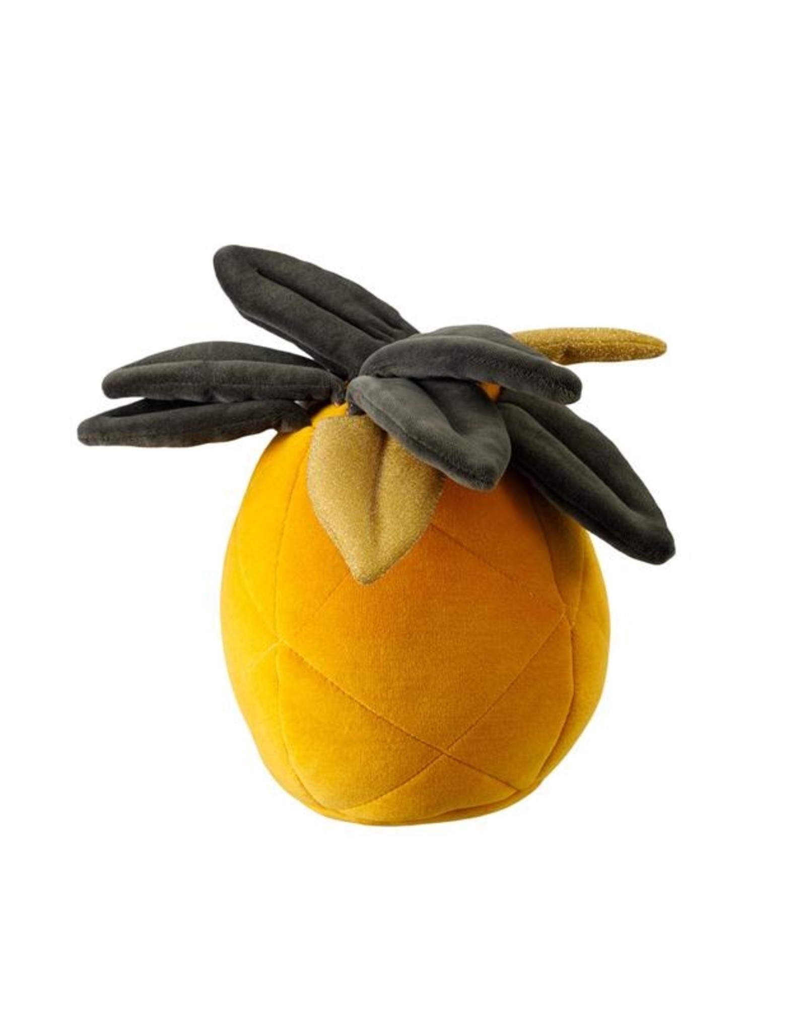 Doudou et compagnie WigiWama Toy Cushion Pineapple