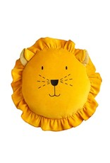 Doudou et compagnie WigiWama Toy Cushion Lion