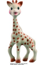 kleine giraf Sophie de Giraf Drinkset antilekbeker en slab