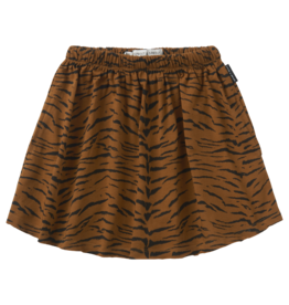 Sproet & Sprout Sproet & Sprout Skirt Print Tiger Caramel