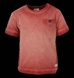 EN FANT EN FANT short sleeve T-shirt Burnt Brick