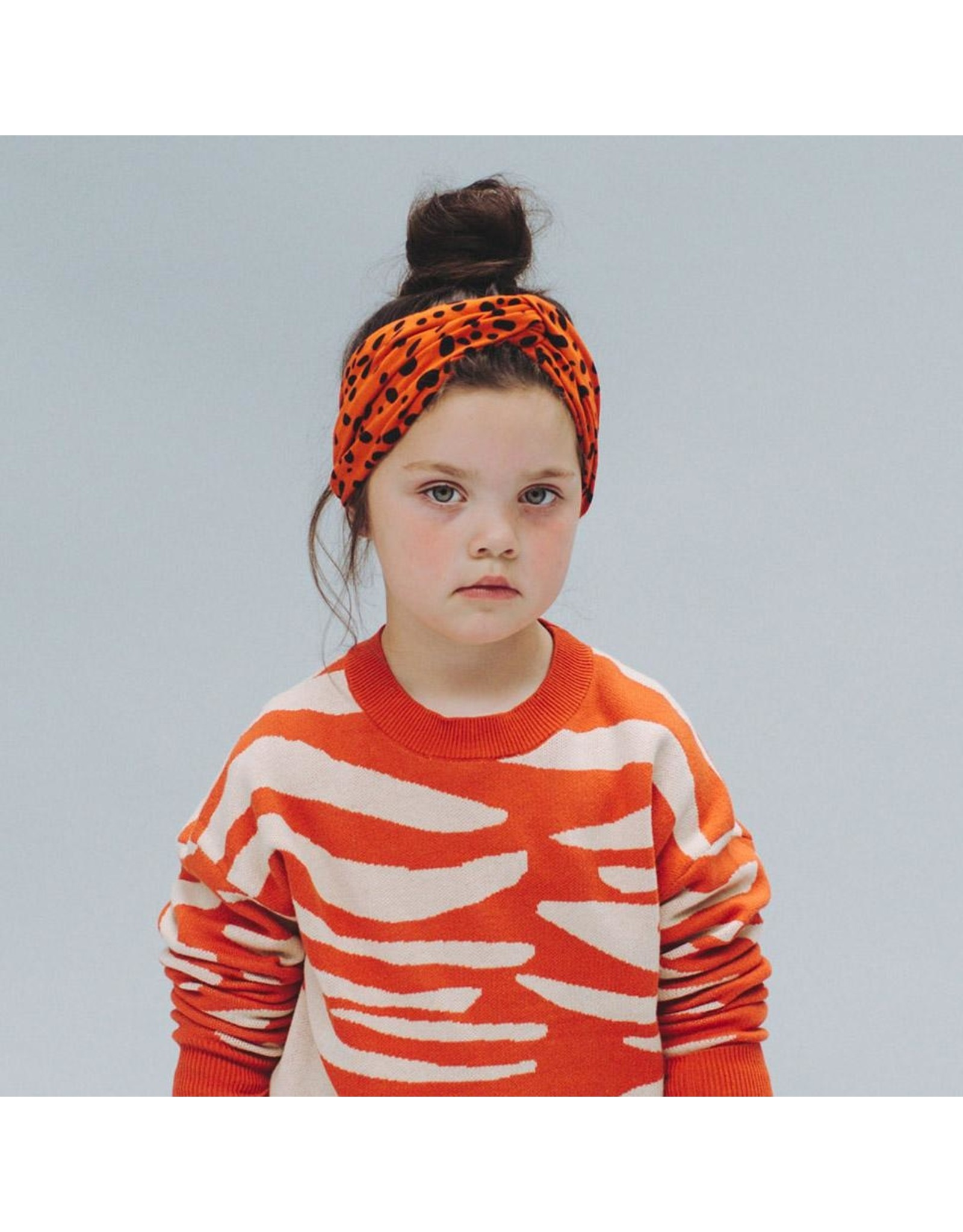CarlijnQ CarlijnQ Spotted Animal Twisted Headband