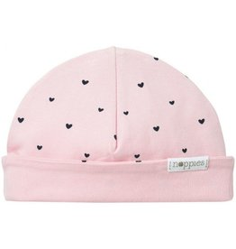 Noppies Noppies Hat reversible New York Light rose