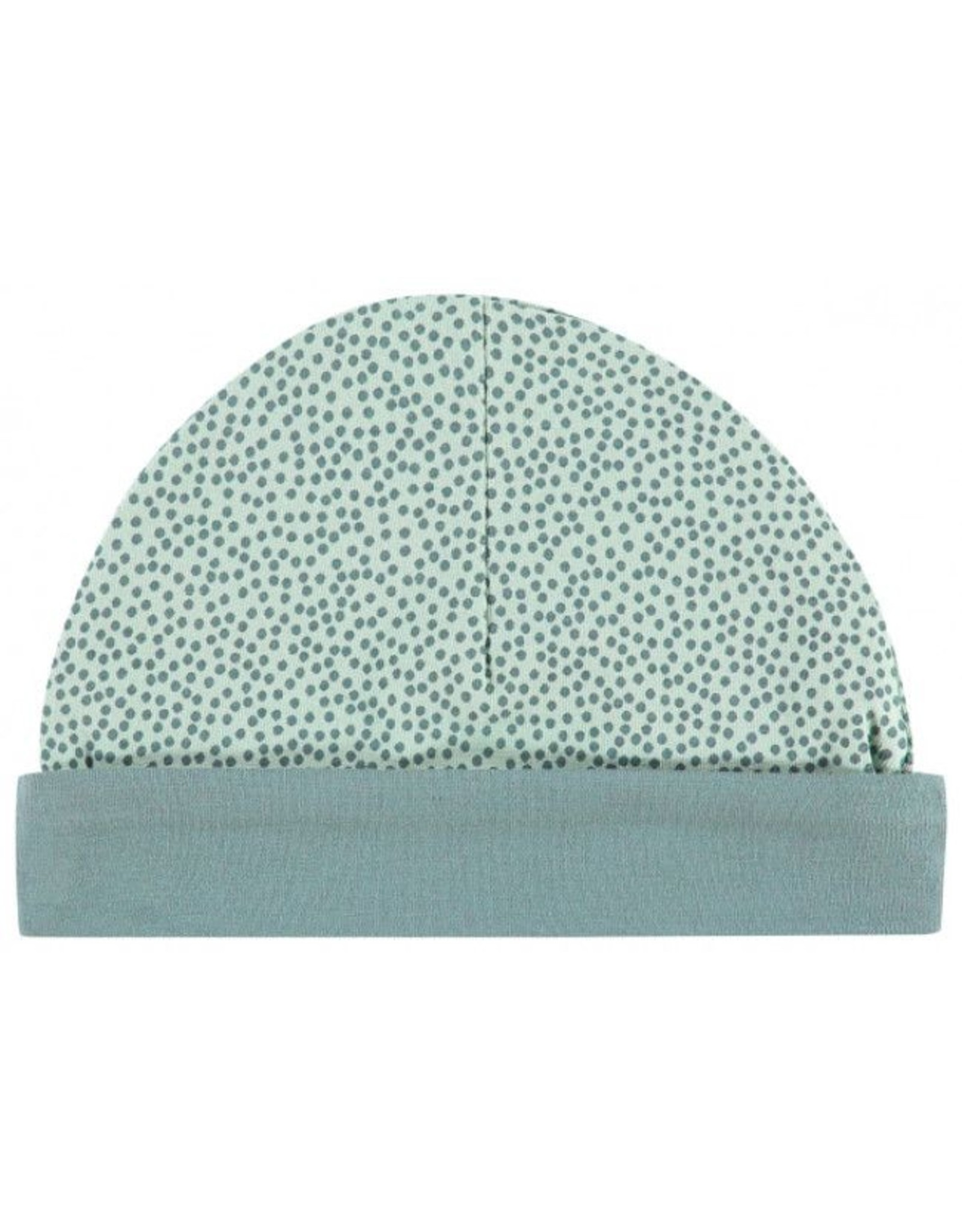 Noppies Noppies Hat reversible Babylon Grey mint