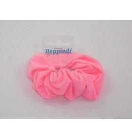 Heppiedi Heppiedi Scrunchie Neon Roze