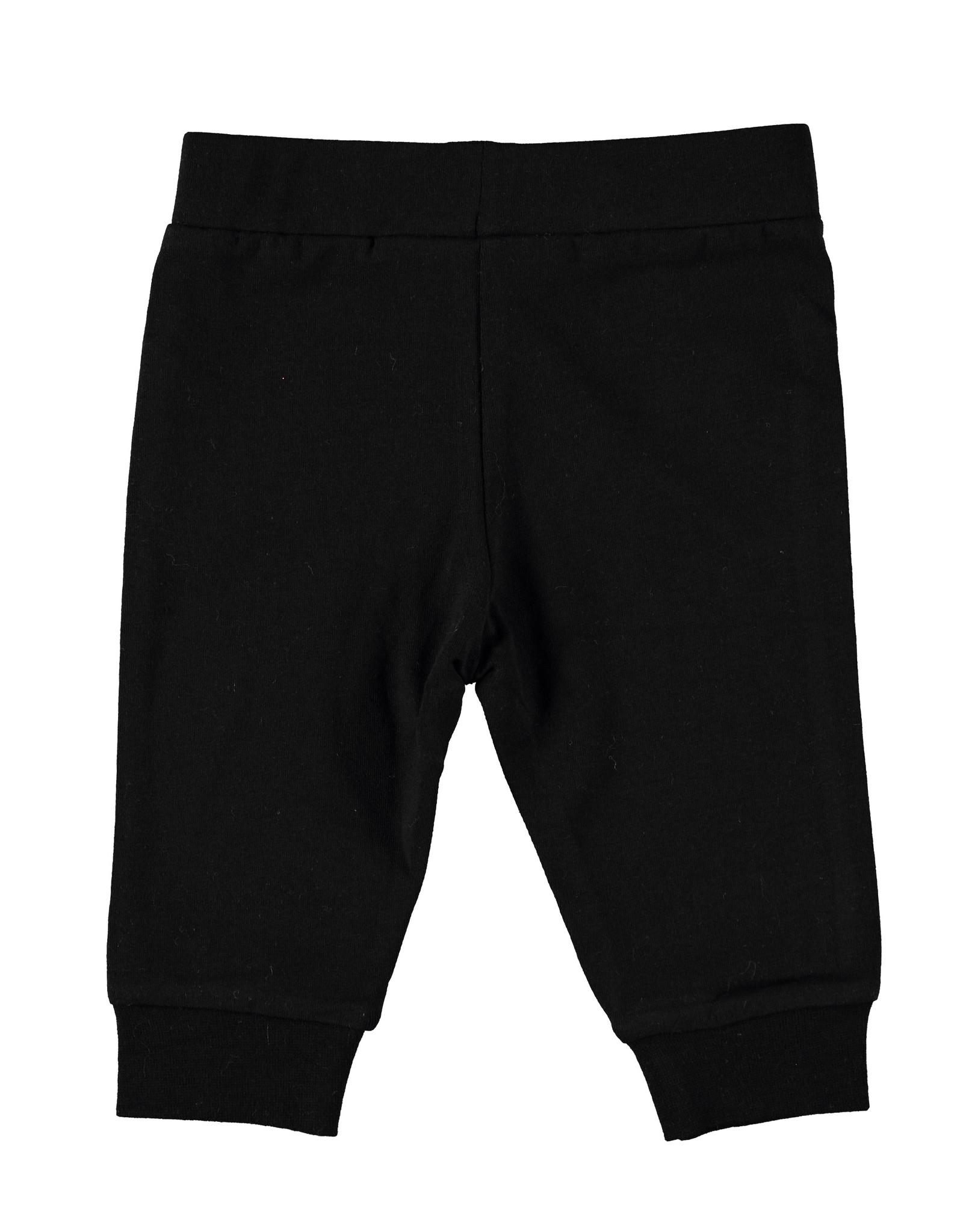 "Little Bampidano Bampidano-Trousers Plain-""Black"""