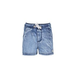 "B.Nosy B.Nosy-Baby Boys Denim Shorts-""Middle Denim"""