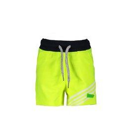 """B.Nosy B.Nosy- Baby Boys Fluo Shorts-""""Safety Yellow"""""""