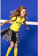 """B.Nosy B.Nosy-Girls Socks B.Starstruck With Logo-""""Lemon"""""""