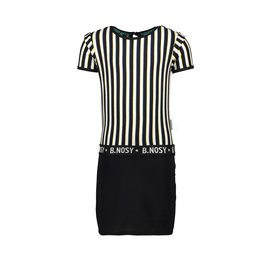 "B.Nosy B.Nosy-Girls Dress With YDS Top-Lurex Skirt""Color Stripe"""