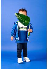 "B.Nosy B.Nosy-Baby Boys-3-Panel SS Shirt-""Cobalt Blue"""