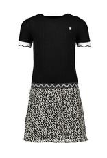 """Like Flo Like Flo-Girls Rib Dress Fancy Plissé Skirt-""""Graphic"""""""