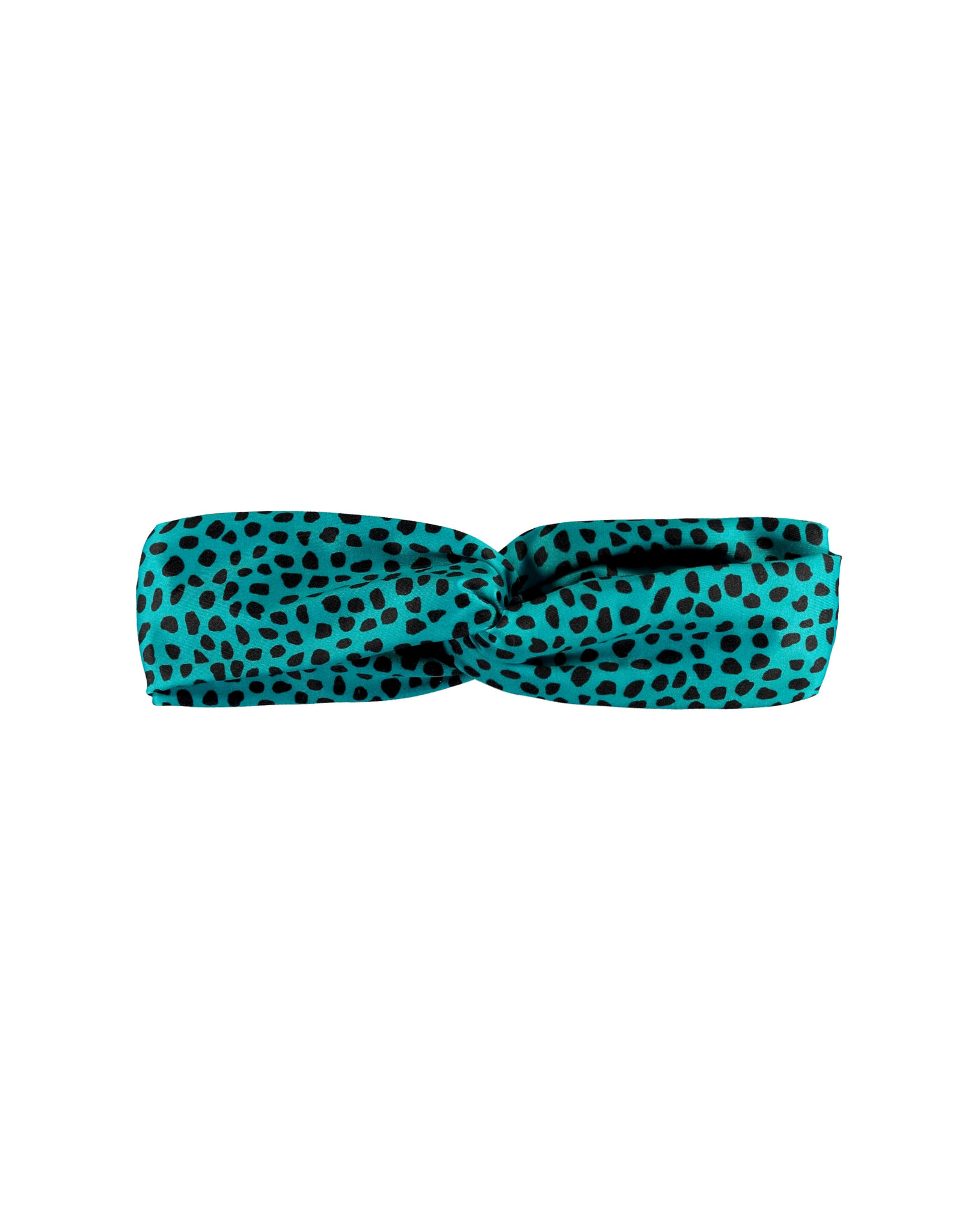 "Like Flo Like Flo-Girls Hairband-""Turquoise"""