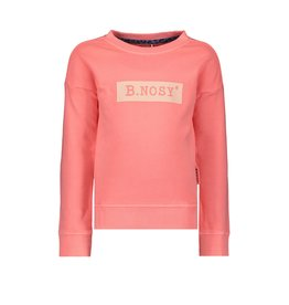 "B.Nosy B.Nosy-Girls Garment Sweater-""Peach Glo"""