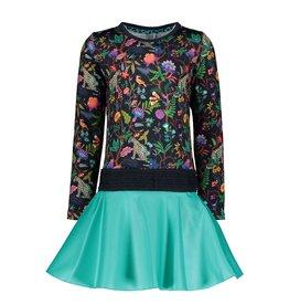 "B.Nosy B.Nosy-Girls Dress Coated Skirt-""Jungle Girls"""
