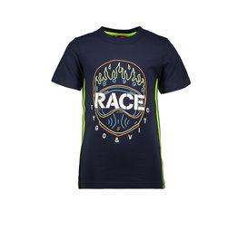 """TYGO & Vito Tygo&Vito-T-Shirt Race-""""Navy"""""""