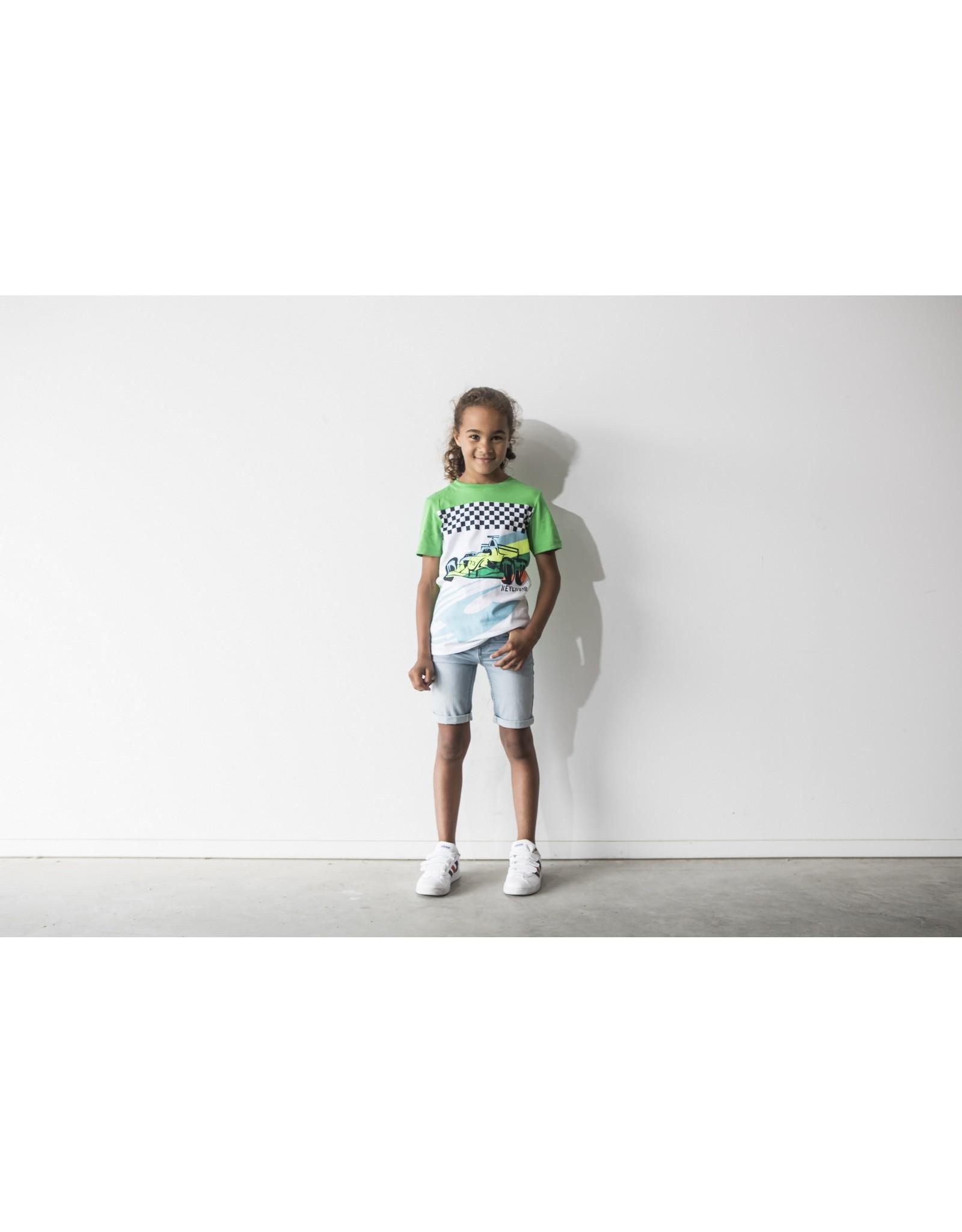 "TYGO & Vito Tygo&Vito-T-Shirt Circuit-""Green"""