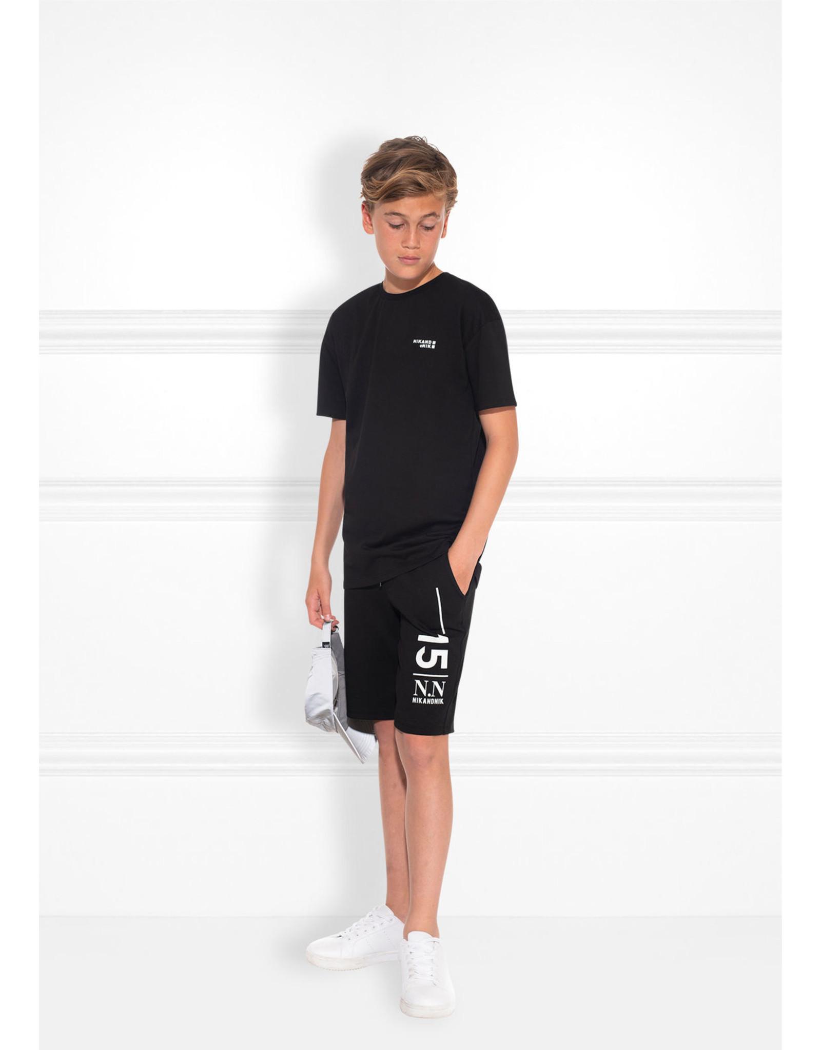 Nik&Nik NIK&NIK-Lex Shorts Black mt 140