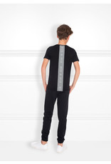 Nik&Nik NIK&NIK- Pele T-Shirt Black mt 116