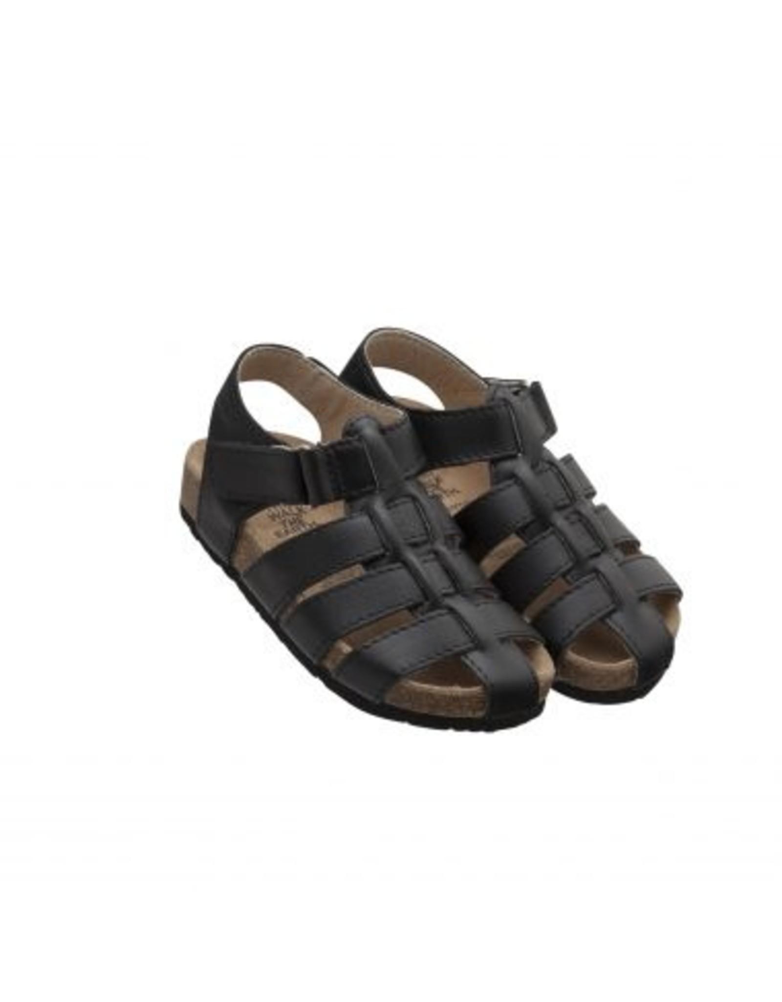 Oldsoles OLDSOLES Sandaal Roadstar - Black