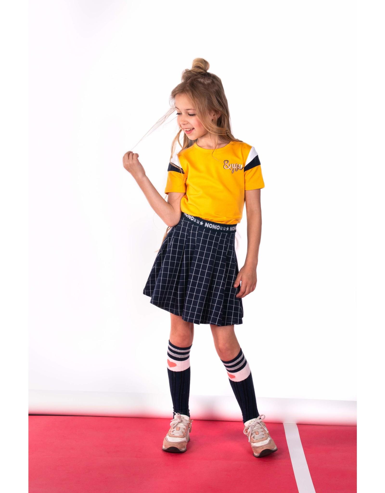 "NONO NONO-Runner RibKnit Sock-""Navy Blazer"""