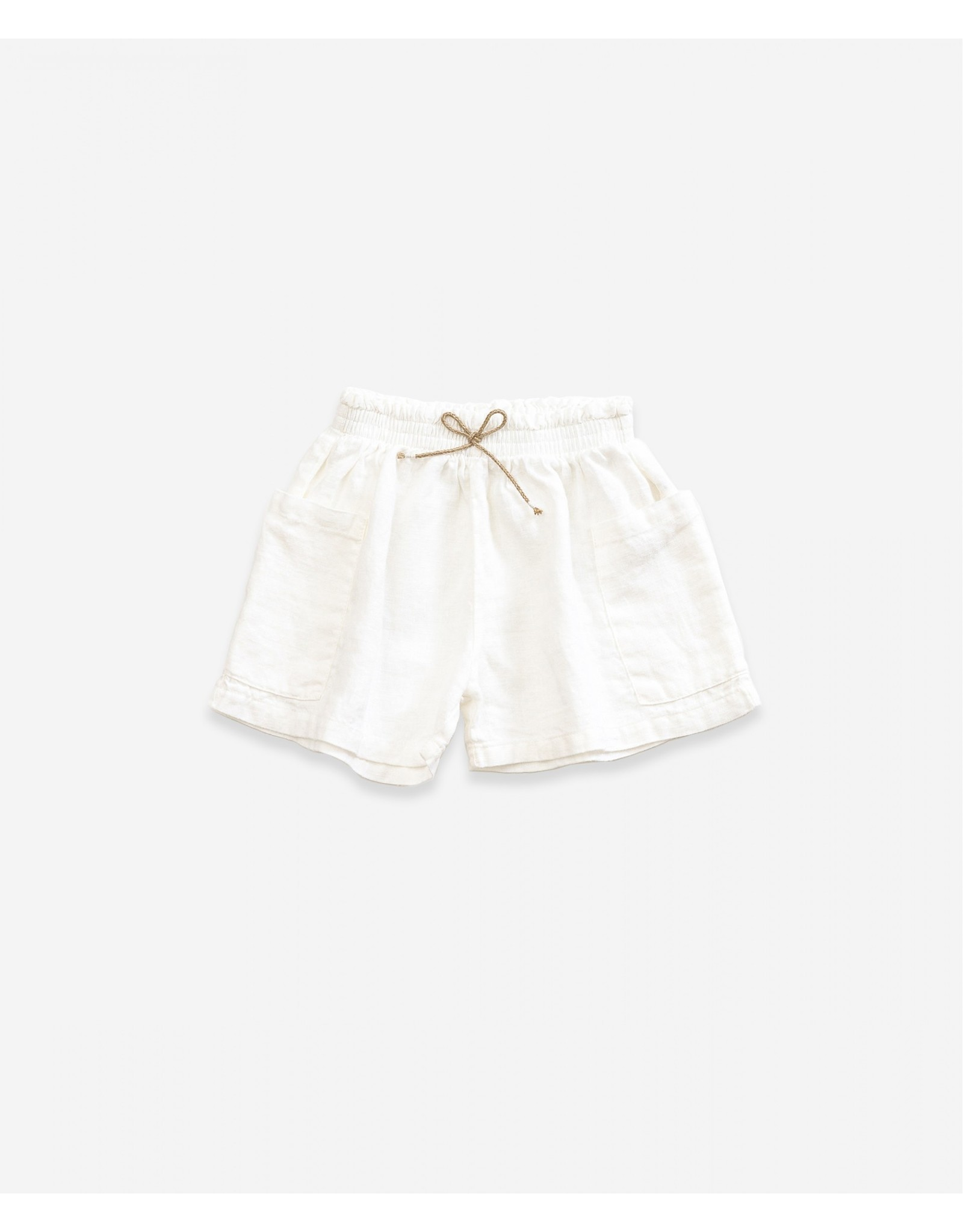 Play Up Play Up Linen Shorts PEARL