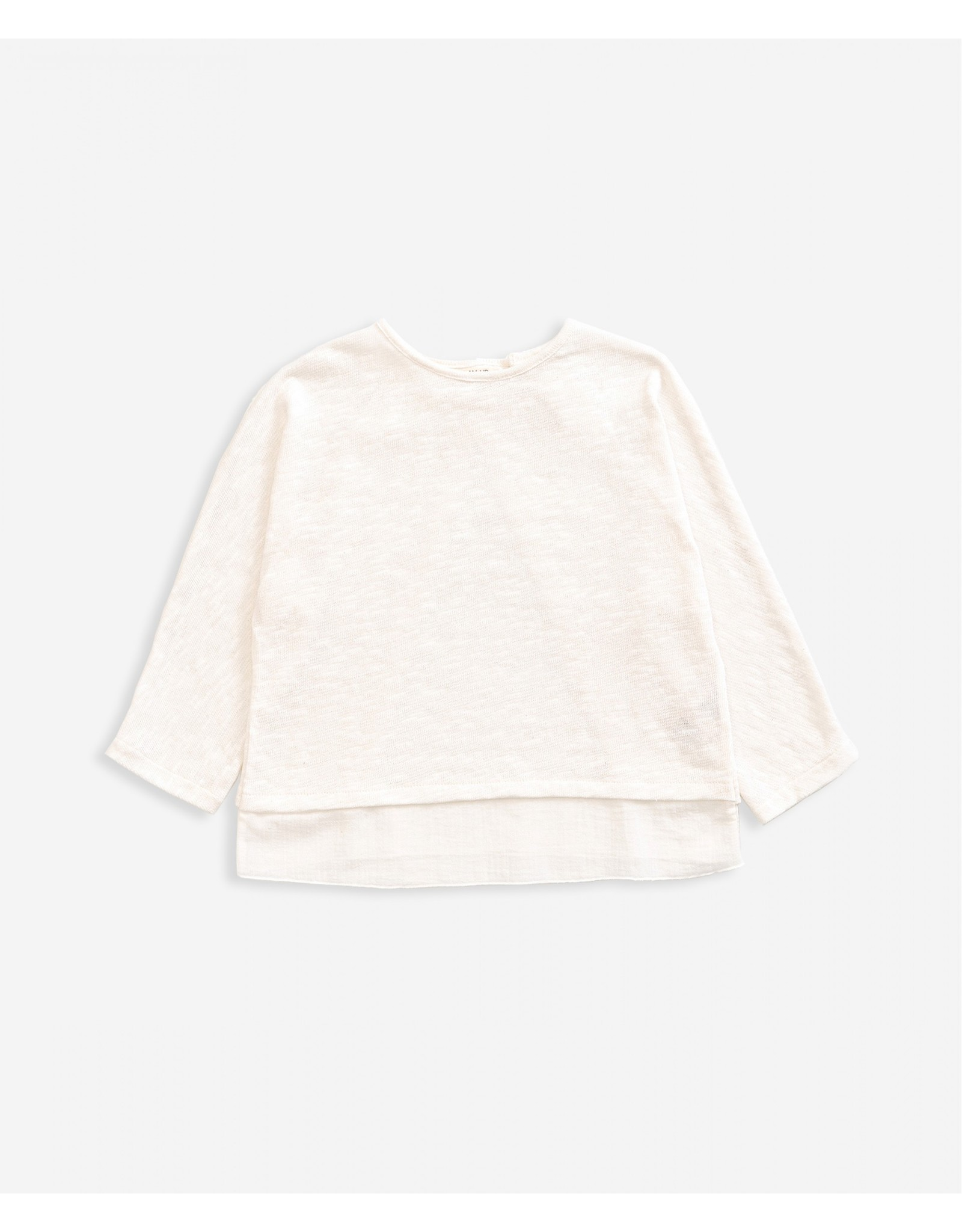Play Up Play Up Mixed Sweater PEARL
