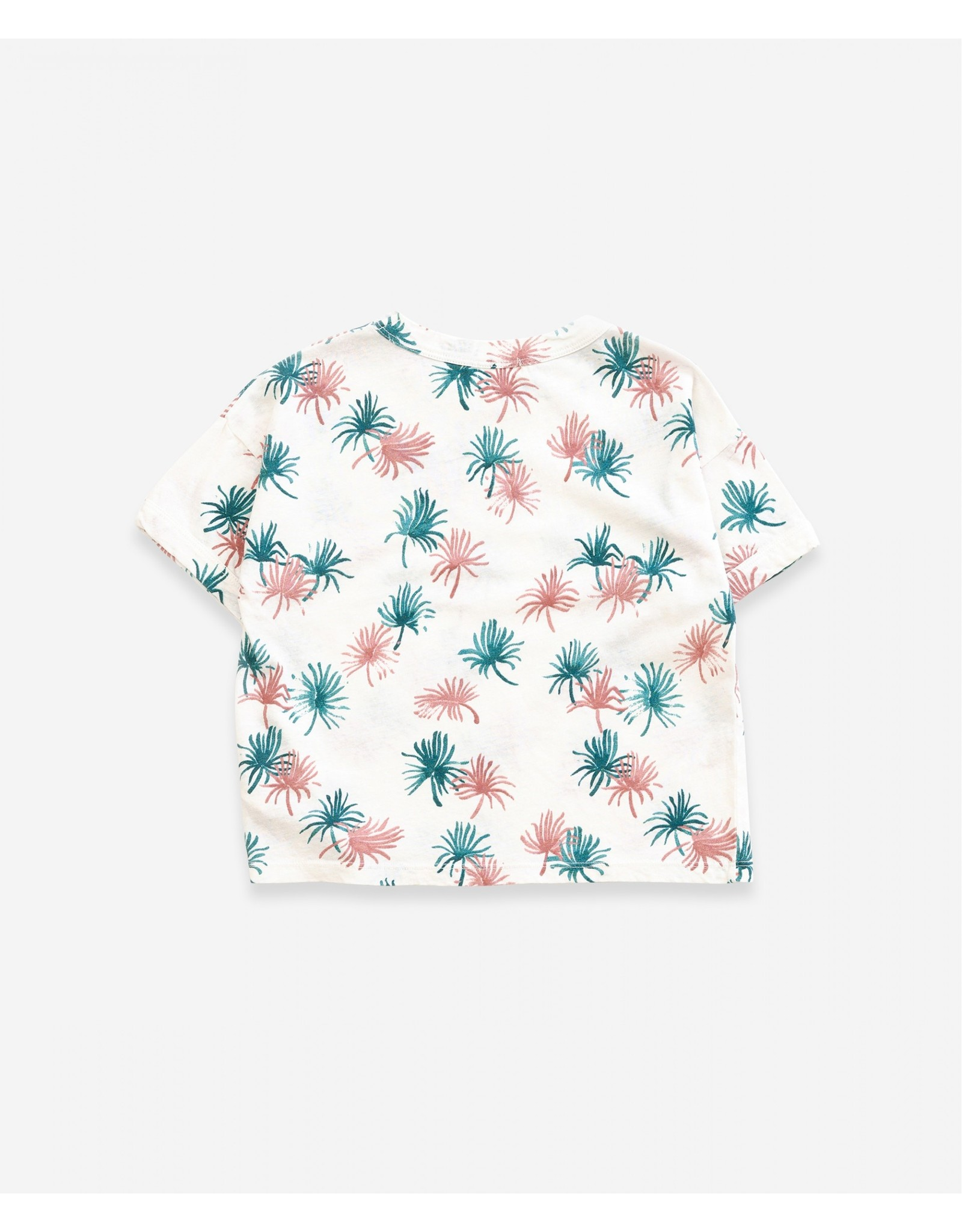 Play Up Play Up Printed Jersey T-shirt PEARL
