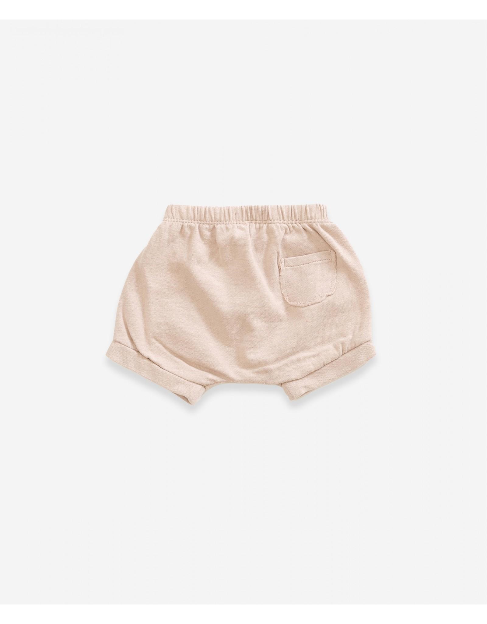 """Play Up Play Up Fleece Flamé Shorts """"Jute"""""""
