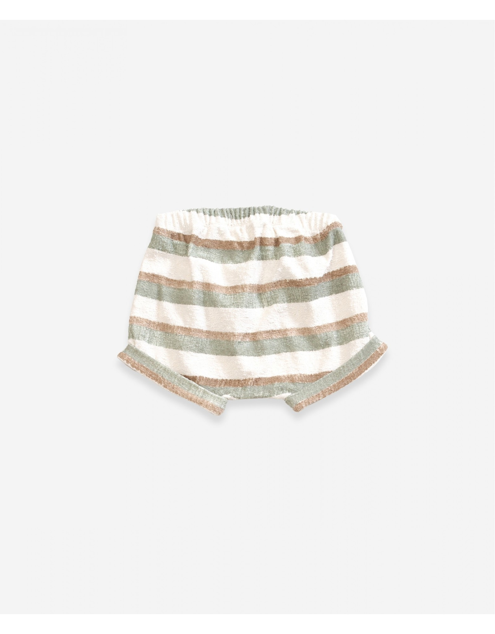 Play Up Play Up Printed Terry Shorts Pearl