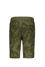 Like Flo Like Flo Boys Short Sweat Pants OLIVE PALM