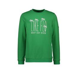 Like Flo Like Flo Boys Sweater Divers GREEN