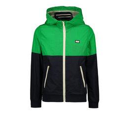 Like Flo Like Flo Boys Hooded Colourblock Jacket NAVY