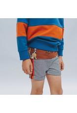 CarlijnQ CarlijnQ Basic Sweats Sweater Striped Blue-Rust