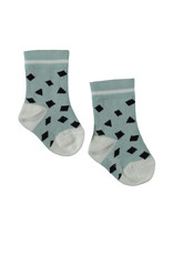 "Little Bampidano Bampidano-New Born Socks-""Soft Green"""