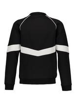 """Bellaire Bellaire-Arno Full Zip Tech Sweat Jacket-""""Jet Black"""""""