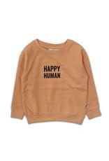 Cos I Said So Cos I Said So Happy Human Sweater Peach