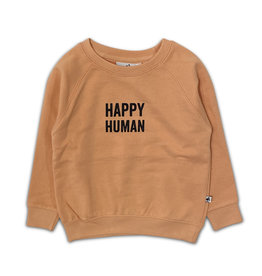 Cos I Said So Cos I Said So Happy Human Sweater Peach