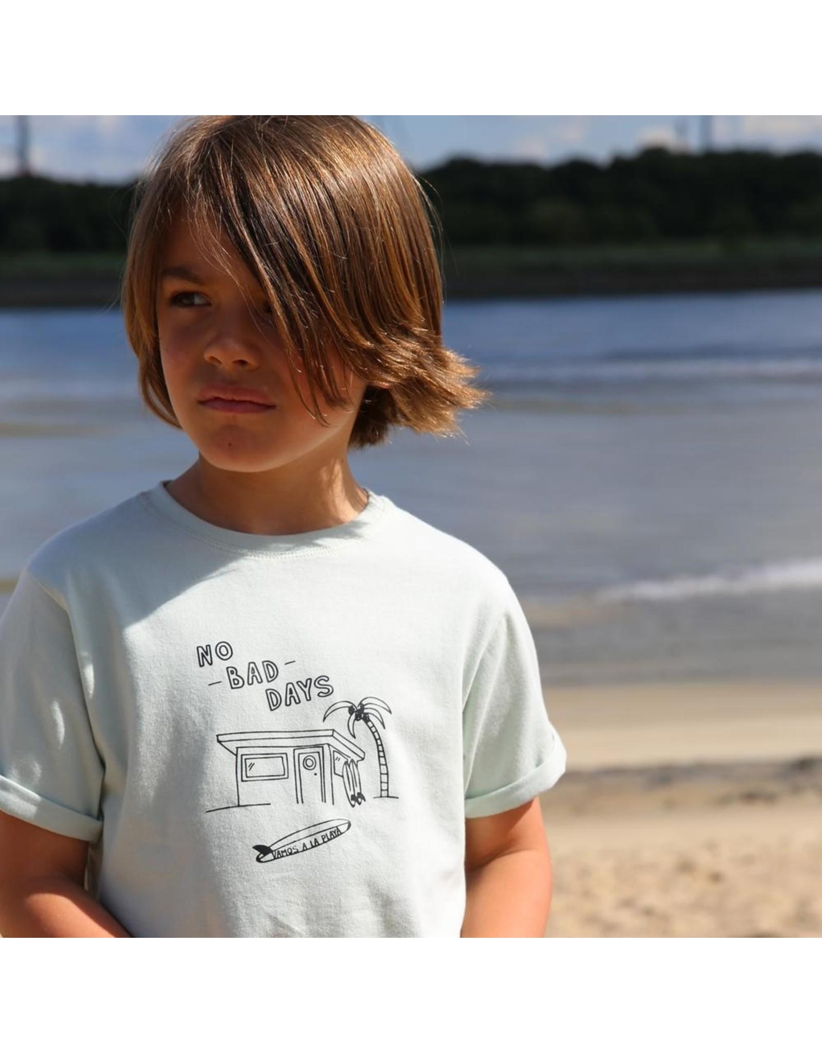 Cos I Said So Cos I Said So No Bad Days T-shirt Surf