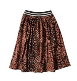 Cos I Said So Cos I Said So Skirt Snake Print Chutney