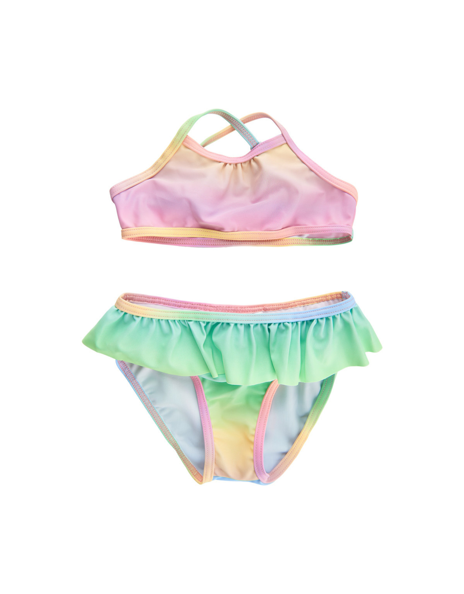 "Creamie Creamie-Bikini Ombre Paradise-""Mint"""
