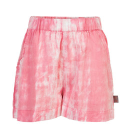 "Creamie Creamie-Shorts Tie Dye-""Pink Icing"""