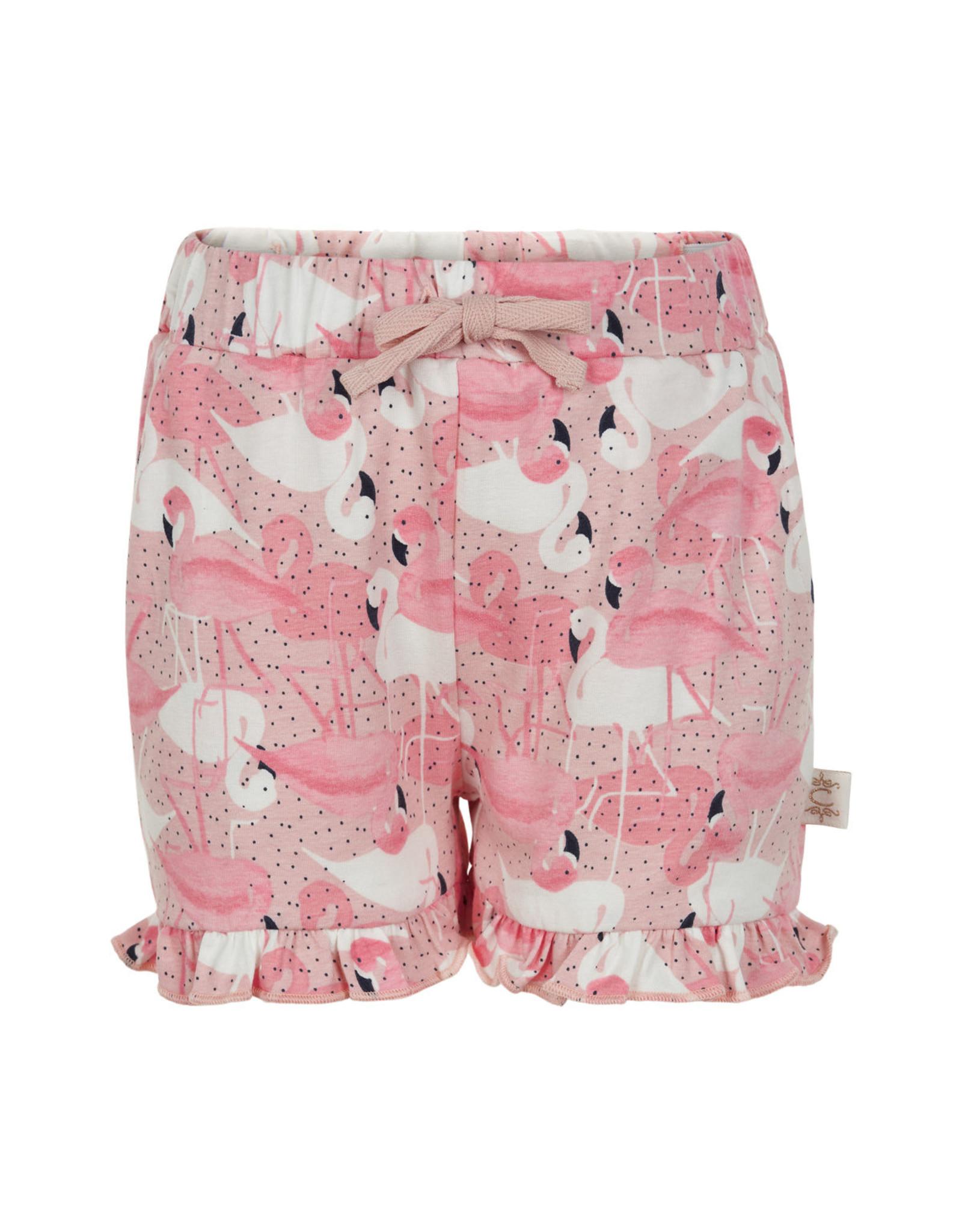"Creamie Creamie-Shorts Flamingo-""Rose Smoke"""