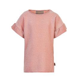 "Creamie Creamie-T-Shirt Glitter SS-""Silver"""