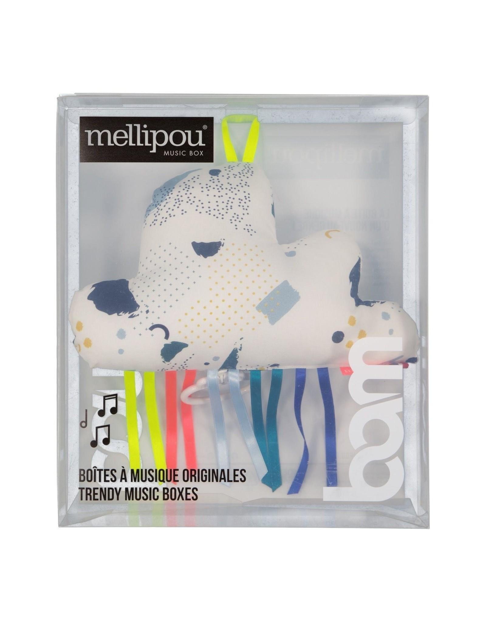 Mellipou Mellipou Music Box Nuage Freddy 'The Doors-Light my fire'