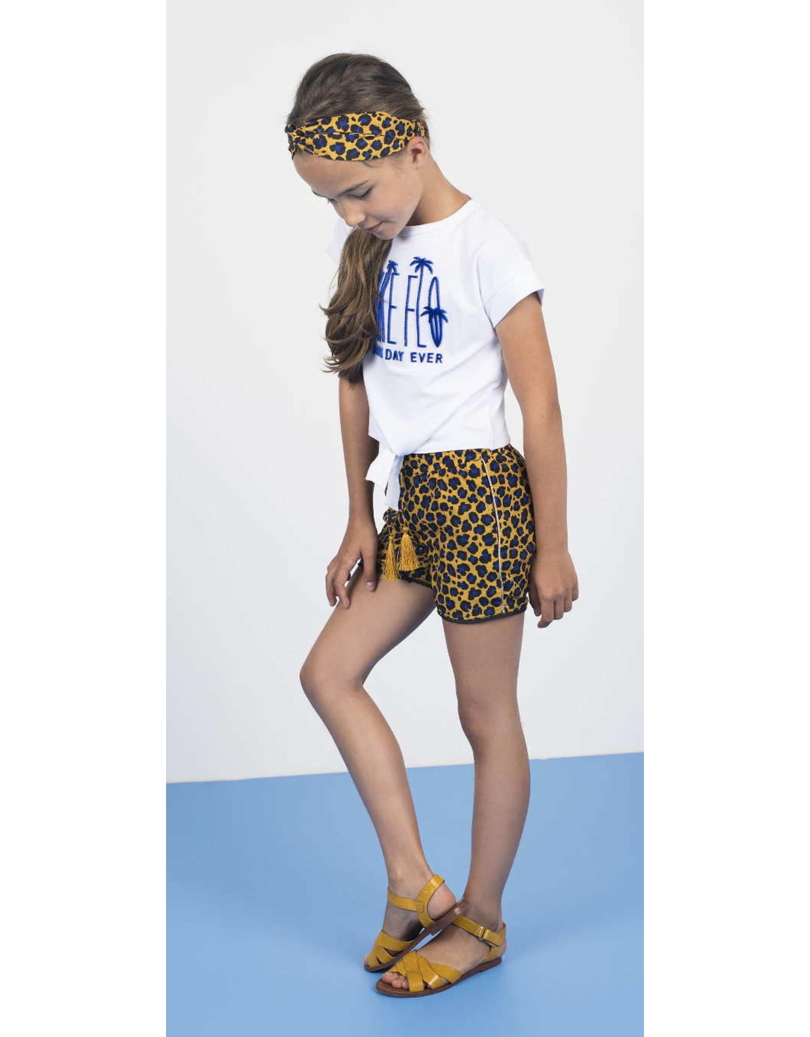 Like Flo Like Flo Girls Headband Divers Oker