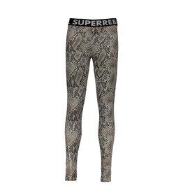 """Super Rebel Super Rebel-Sport Running Pants-""""Natural Snake"""""""