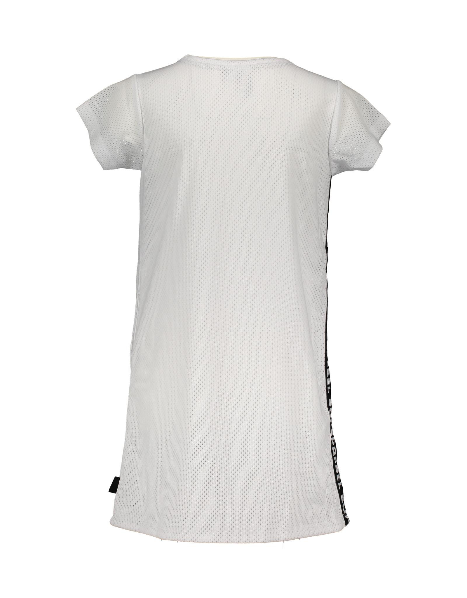 "Super Rebel Super Rebel-Girls Dynamic Dress-""White"""